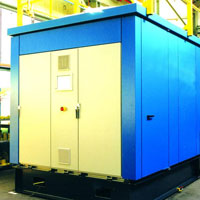 Gas Turbines Acoustic Enclosures