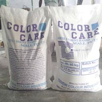 Color Care White Cement Based Wall Putty