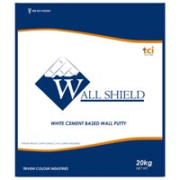 Wall Shield White Cement Based Wall Putty