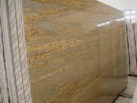 Kashmir Gold Granite Polished Slab