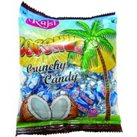 Coconut Crunch Candy