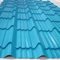 Pre Painted Corrugated Sheets
