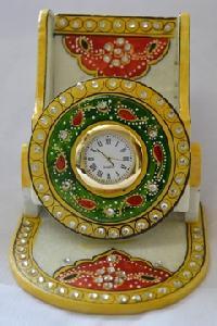 Marble enamelling handicraft