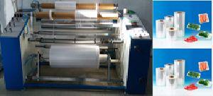 Pvc Cling Film Slitter Rewinder Machine