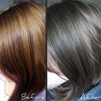 Henna Based Dye For Hair Coloring
