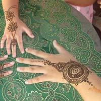 Henna For Body Art