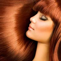 Natural Henna Hair Colors