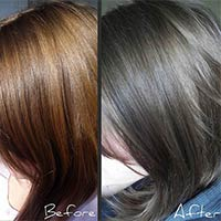 Organic Natural Hair Colors