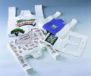 Plastic Carry Bags