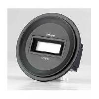12 - 48 VDC digital Hour Meter - ZJ1FBX
