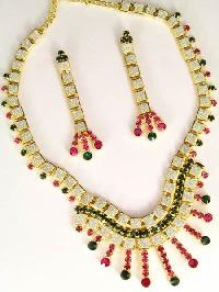 Glitter Necklace Set