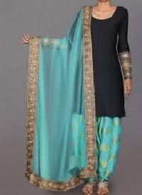 Brocade Salwar Suit