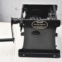 Worm Winch Machine