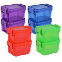 clip lock boxes