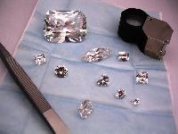 Natural Loose Polished Diamonds