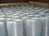 galvanized welded iron wire mesh