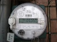 Electronic Watt Hour Meter