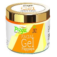 Pizga Facial Gel -Pappaya with Safron