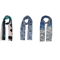 Poly Cotton Scarves