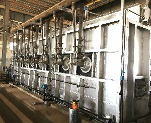 Billet Reheating Furnace