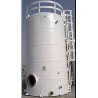 Vertical Storage Tank