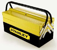 Stanley Tray Metal Tool Box
