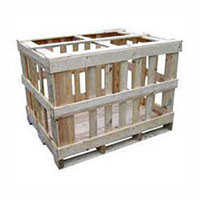 Wooden Crate - 01