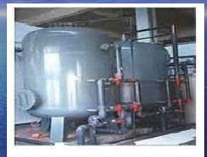 Mild Steel Iron Removal Plant