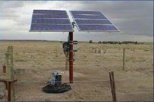Solar Irrigation Pump