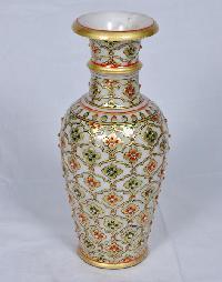 Decorative Marble Flower Vases