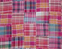 patch madras fabrics