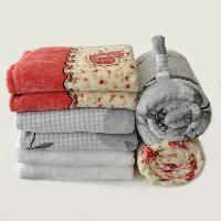 Block Printed Blankets