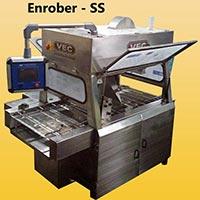 Chocolate Enrobing Machine