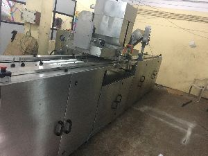 Compact Chocolate Moulding Machine
