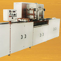 Compact Moulding Machine