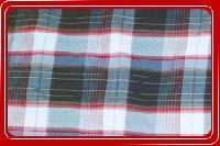 Cotton Check Fabric