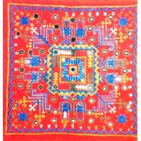 Embroidered Cushion Covers - 02