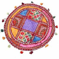 Embroidered Cushion Covers - 04