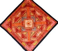 Embroidered Cushion Covers - 07