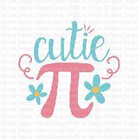 Cutie Pi SVG Cut File