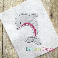 Dolphin 2 Applique