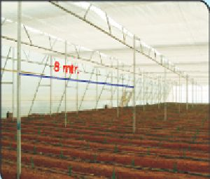 8 Mtr. X 4 Mtr. Structure Grid