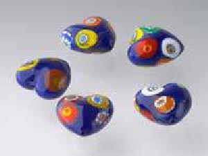 Lampwork Millefiori Beads