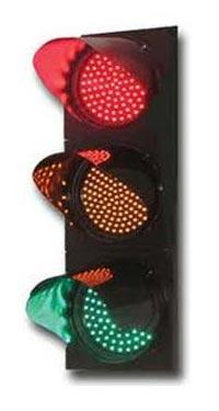 Conventional Traffic Signal Light