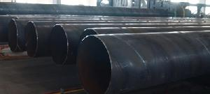 Carbon Steel Spiral Welded Pipes