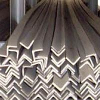Stainless Steel Angle, Stainless Steel Flat