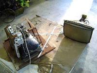 Monitor Parts Scrap