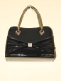 Black Elegant Fashion Handbag