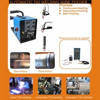 Automatic Tig Wire Feeder