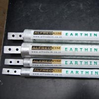 Polished Earthing Electrodes